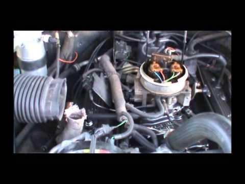 '93 Chevy Silverado EGR Solenoid Replacement