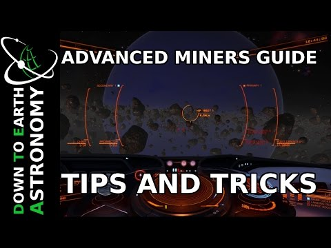 ADVANCED MINERS GUIDE - TIPS AND TRICKS | ELITE DANGEROUS