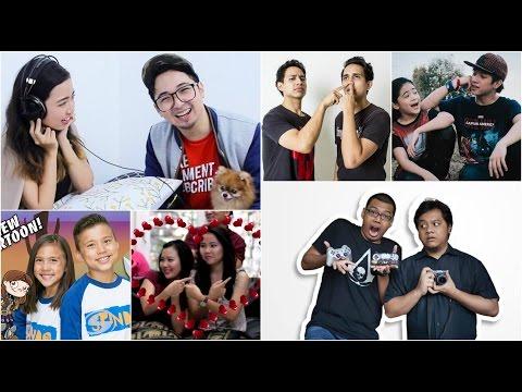 7 (Tujuh) Kakak Beradik yang Menjadi Youtuber Terkenal