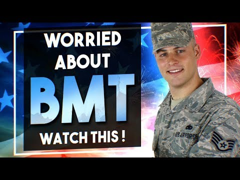 Is Air Force BMT hard?