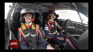 Co-drive Rally Monte Carlo 2018