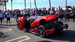 How to Embarrass Supercar Owners: BRING TEN HYPERCARS