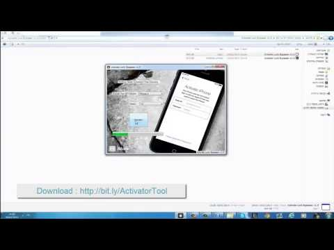 How to Bypass iOS 7 Activation Lock iCloud (iPhone 5 5s 5c 4 4s iPad)
