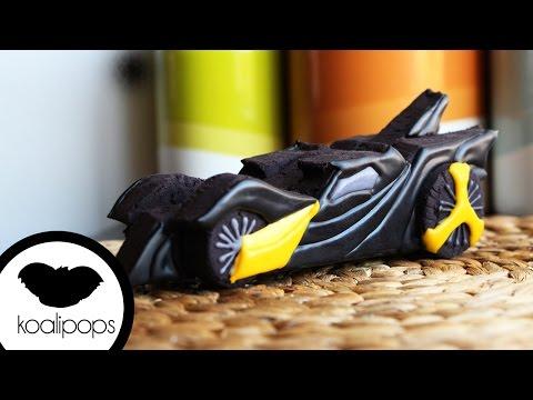 Batmobile Cookie | How To