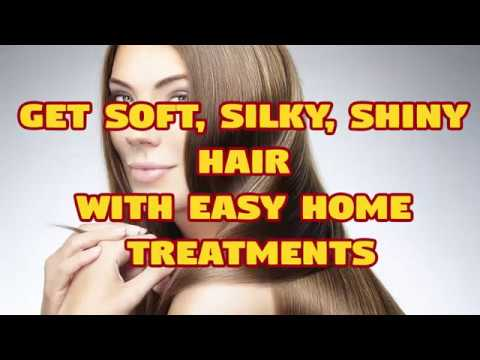 How to Have Smooth and Silky Hair