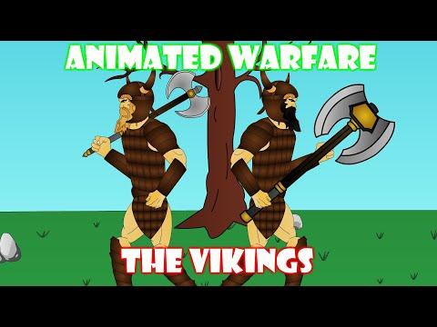 Animated Medieval Warfare - The Vikings