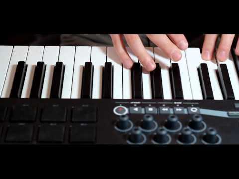 Insane Keyboard Drumming with NI Studio Drummer