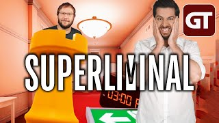 WAS GEHT DENN HIER AB?! - Superliminal GT Live