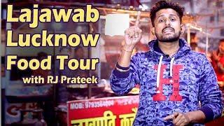 Episode 3: Lakhpati ki Kachori & Jalebi |RJ Prateek | Lajawab Lucknow