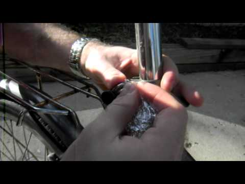 How To Remove Rust from a Bicycle