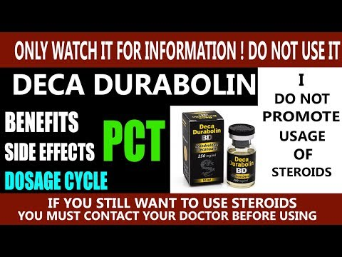 What Is Deca Durabolin | Benefits, Side Effects, Pct Of Deca | Fastest Way To Gain Muscle - Hindi