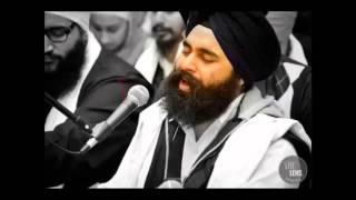 Bhai Parminder Singh Ji Amazing Kirtan- Dukh Bhanjan Tera Naam