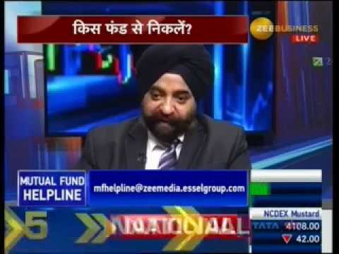 D. P. Singh, ED & CMO, SBI MF talks about Bandhan SWP on Zee Business
