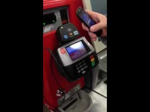 Google Wallet in action