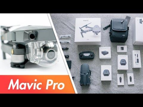 Unboxing: DJI Mavic Pro! 2017