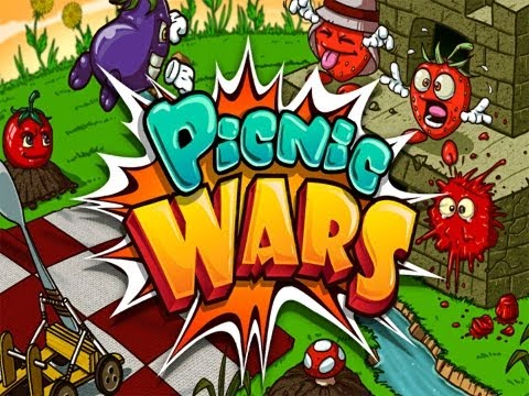 Picnic Wars HD - iPad 2 - HD Gameplay Trailer