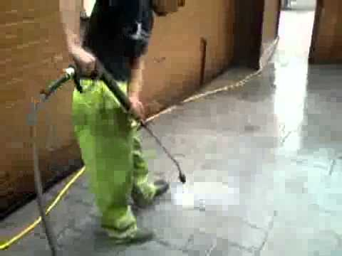 Video one of Driveway Cleaning Solutions and roof tile cleaning   Royden John Elson