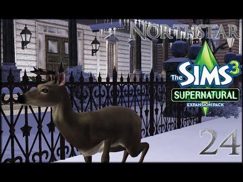 [ Sims 3 Supernatural ] Magic Fish & Poison Apples - Part 24