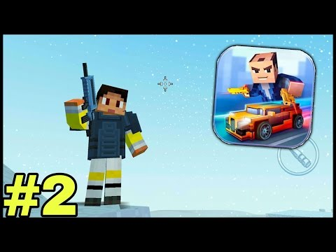 Look at my Ride! - Block City Wars Gameplay #2