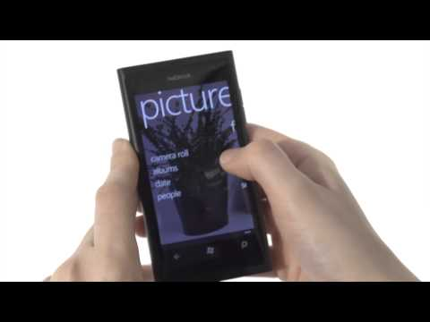 Nokia Lumia Tips : View photo uploads from Facebook