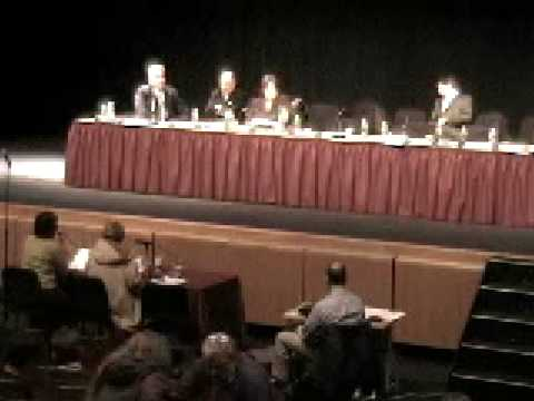 Hearings On Governance of the New York City School District: 2/12/09, Part 3d