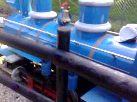 Blackpool Zoo narrow gauge railway