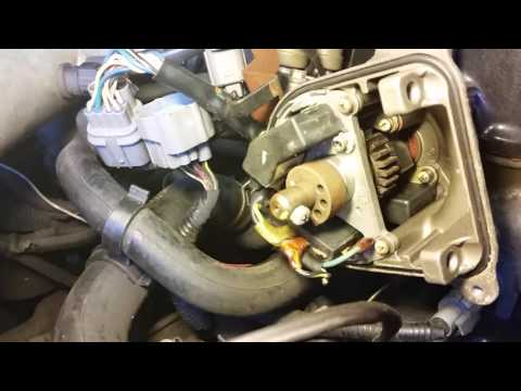 How to install a MSD BLASTER COIL in a HONDA CIVIC