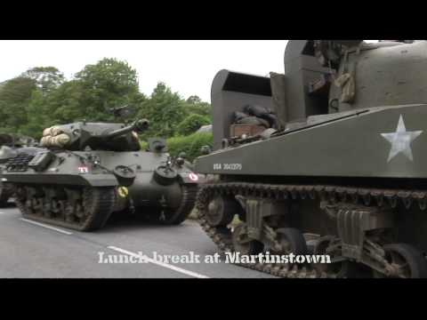 Armour and Embarkation 2012