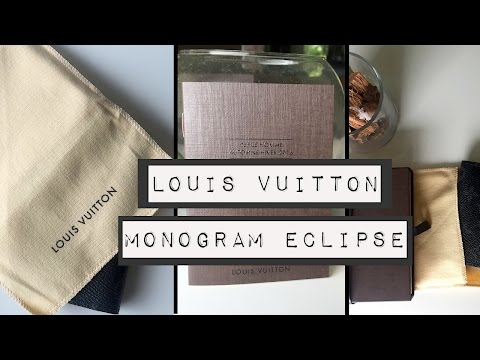 Louis Vuitton // Monogram Eclipse