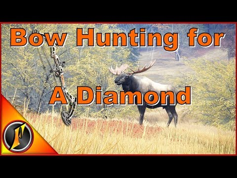 Bow Hunting for a Diamond #2 | theHunter: Call of the Wild 2017