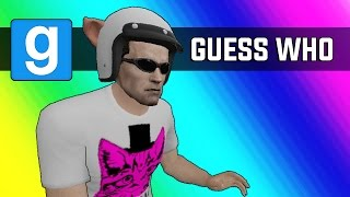 Gmod Guess Who Funny Moments - Shockwave! (Garry