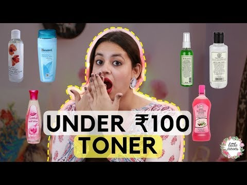 Remove Excess Oil from Face | Most Affordable Skin Toner Review | Under ₹100 Toner
