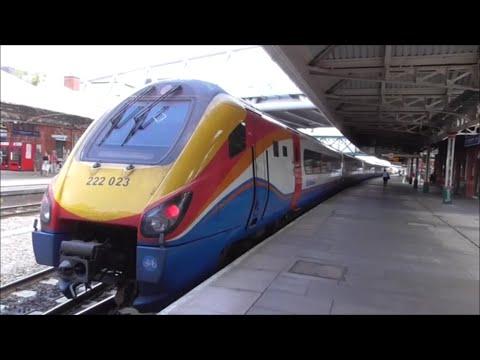 Trains at Nottingham | 23/07/16