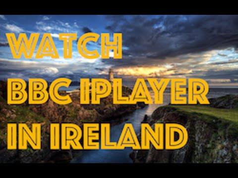❤ Watch BBC iPlayer in Ireland ❤ How to watch iplayer in Ireland