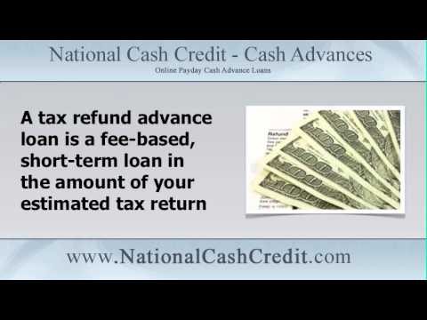 Tax Return Money: Need your tax return money now? Get your money today!