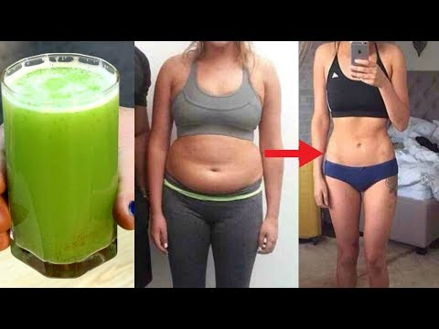 Drink Before Sleeping & Lose 5 KG In 7 Days - Weight Loss Drink - Lose Weight Fast