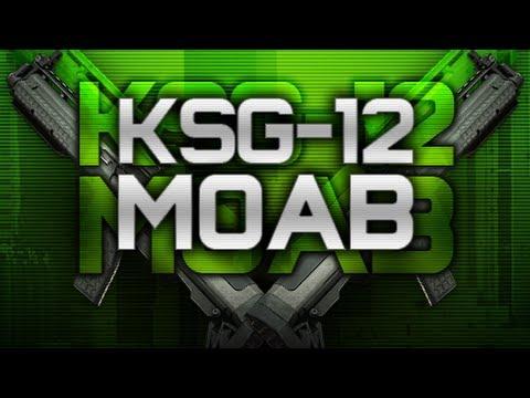 Download MW3: KSG MOAB (Shotgun Buff Talk)
