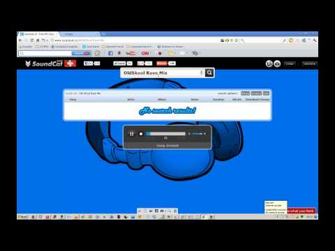 How To Use Soundcat.ch MP3 Search Engine Demo Video