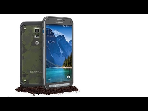 AT&T Samsung Galaxy S5 Active SM-G870A Free Wifi Hotspot Enabled!