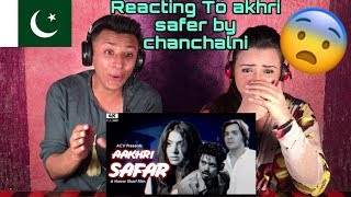 AAKHRI SAFAR | Horror Short Film By Ashish Chanchlani |REACTED BY PAKISTANIS|