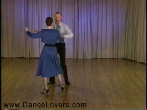 Learn to Dance the Cha Cha - Crossover Rock - Ballroom Dancing