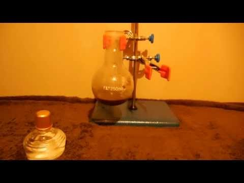 Chemistry Experiment How To Make Copper Oxide Full HD video
