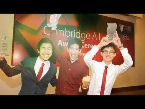 Best Cambridge A-Levels Results in Malaysia at Taylor's College