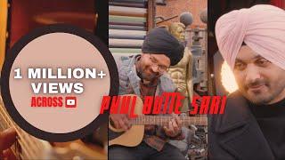 PHUL BUTTE SARI | Punjabi Version | LOVE FROM INDIA | LUCKY SIDHU | BLEND of MALE \u0026 FEMALE VERSION