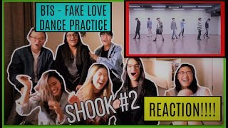 BTS FAKE LOVE PERFORMANCEsMusic Bank Inkigyo REACTION,KXIA4