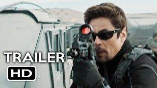 Sicario 2: Soldado Official Trailer #2 (2018) Benicio Del Toro, Josh Brolin Action Movie HD