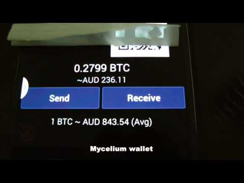 Mobile smart phone purchased with Bitcoin, Australia. Buy from online retailer Millennius. Litecoin.