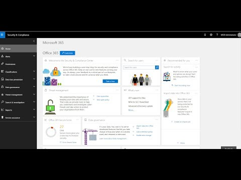 Setup Outbound Spam notifications on Office 365/Exchange