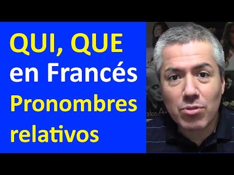 Xxx Mp4 🔵 Pronombres QUI QUE Francés Pronombres Relativos Curso De Francés Básico Clase Francés 37 3gp Sex