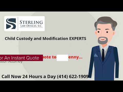 Best child custody modification divorce Attorney-Lawyer review Waukesha WI (414) 622-1909